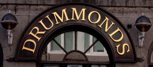 Cafe Drummonds - Aberdeen
