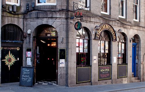 Cafe Drummonds - Aberdeen