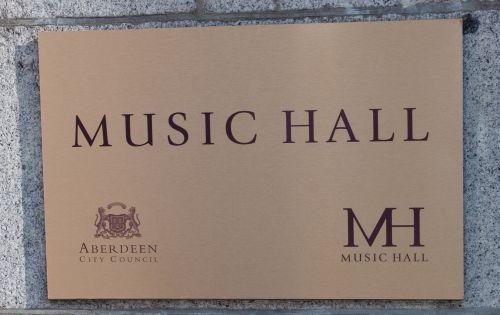 The Music Hall - Aberdeen