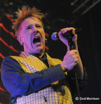 Public Image Limited o2 Arena