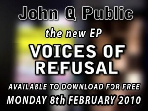 John Q Public - Voices of Refusal EP