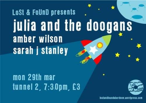 Julia and the Doogans Poster