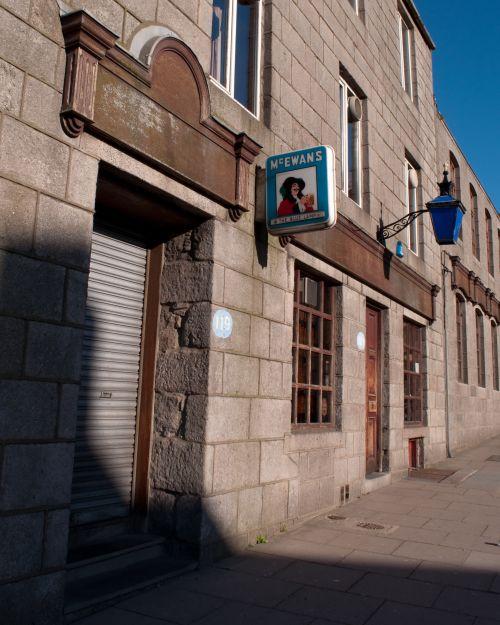 The Blue Lamp - Aberdeen