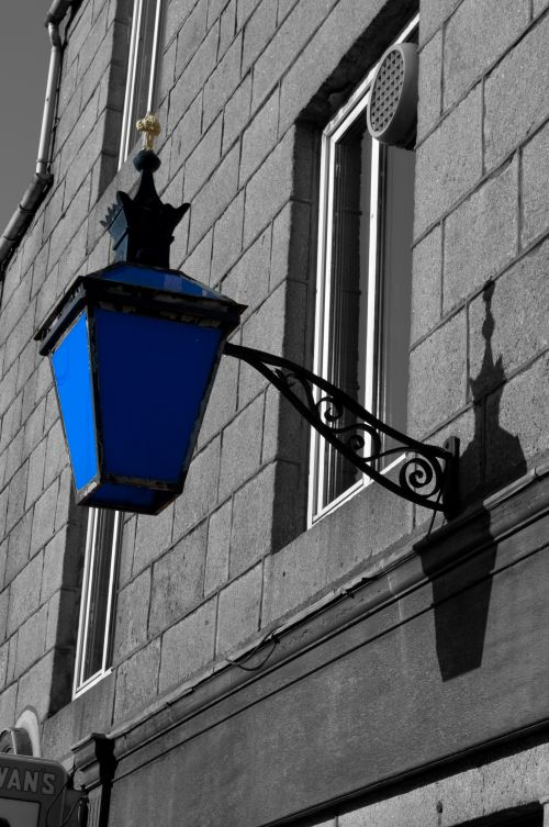 The Blue Lamp - Aberdeen