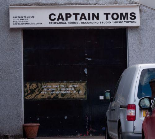 Captain Toms - Aberdeen