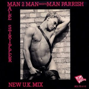 Man 2 Man - Male Stripper