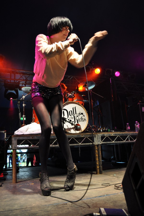 Doll and The Kicks - Wickerman 2010