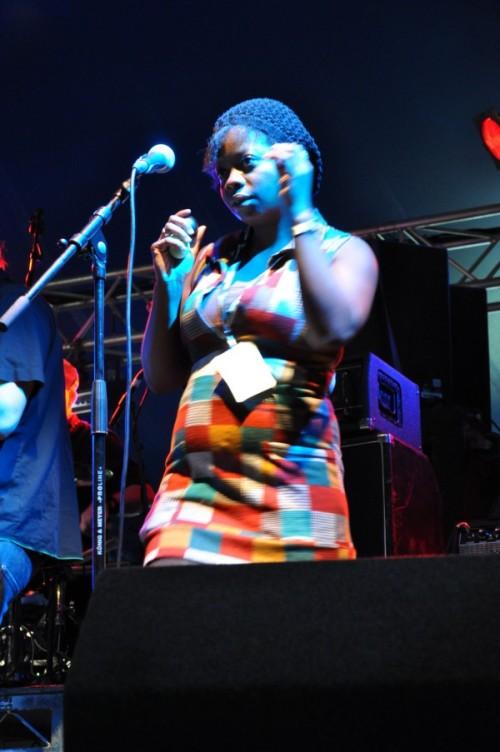 Esperanza - Wickerman Festival 2010