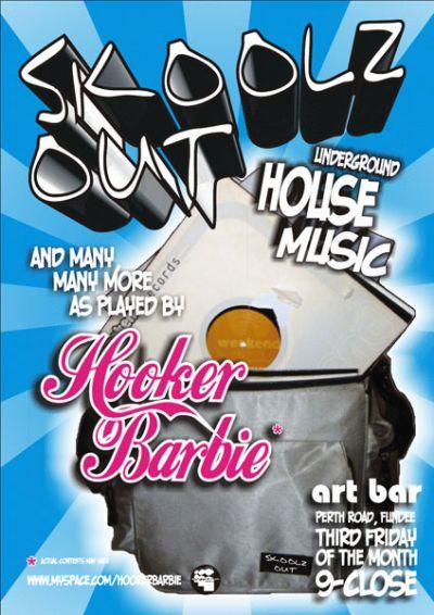Hooker Barbie - Skoolz Out