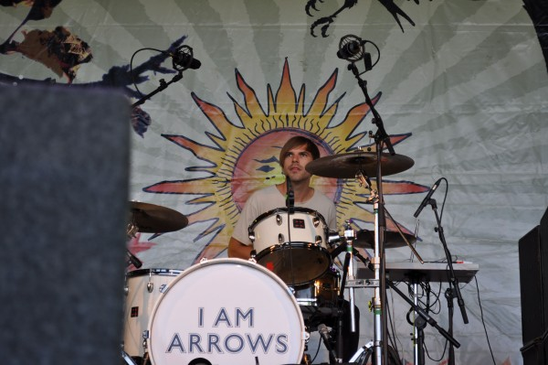 I Am Arrows - Wickerman Festival 2010