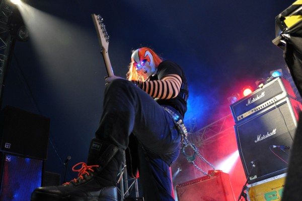 MetalTech - Wickerman Festival 2010