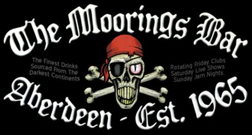 The Moorings Bar - Aberdeen