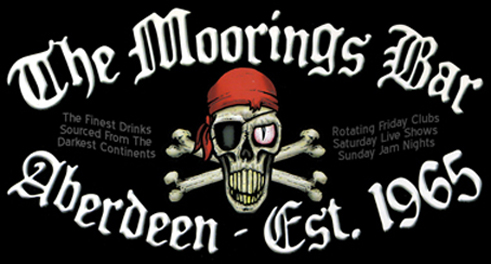 The Moorings Bar - Aberdeen