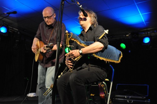 Ade Edmondson and the Bad Shepherds