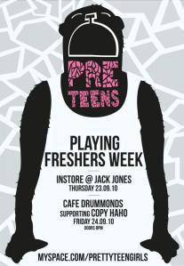 Pre-Teens - Drummonds
