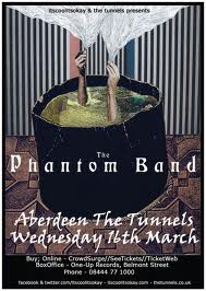 Phantom Band Poster