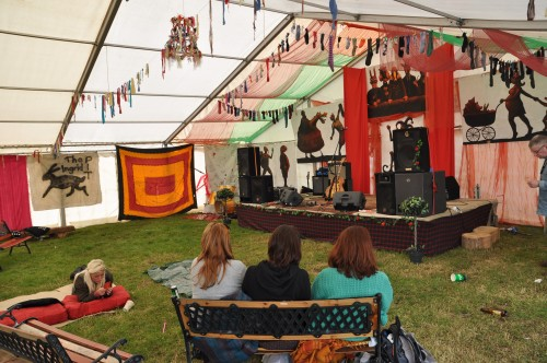 Acoustic Village - The Smaller Tent