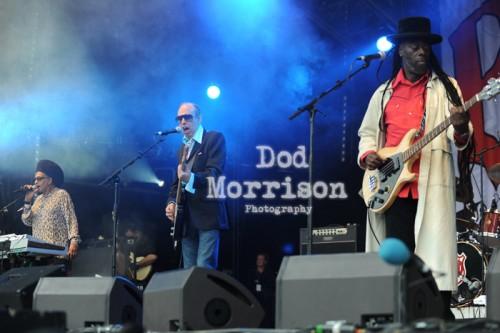 Big Audio Dynamite - Glastonbury Festival 2011