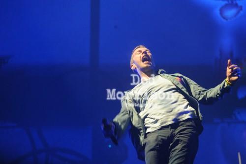Coldplay - Glastonbury Festival 2011