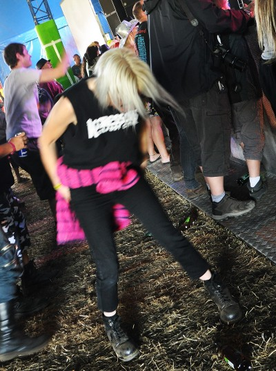 Dancin! (to Fire Exit)