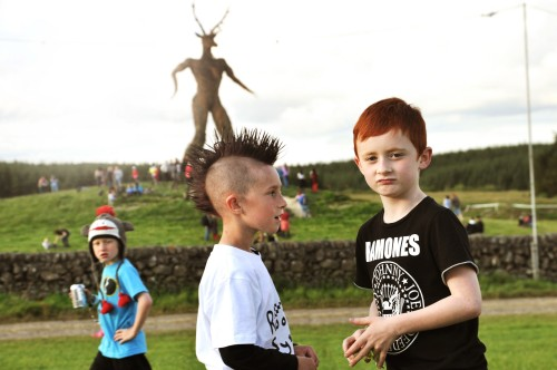 Lads - Wickerman Festival 2011