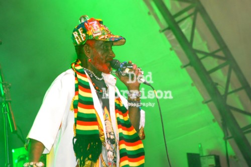 Lee Perry - Glastonbury Festival 2011