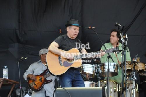 Paul Simon - Glastonbury Festival 2011