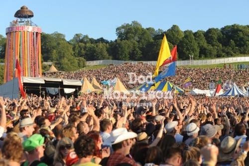 Pulp - Glastonbury Festival 2011