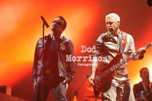 U2 - Glastonbury Festival 2011