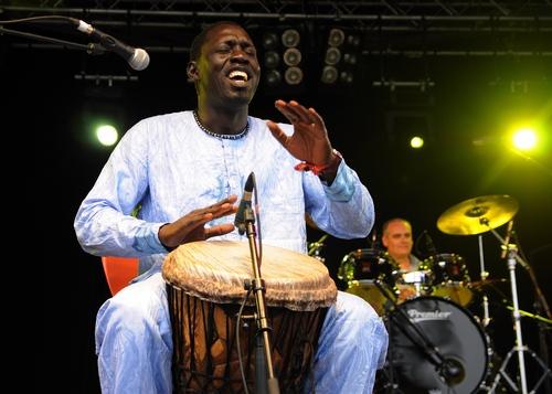 Samba Sene and Diwan