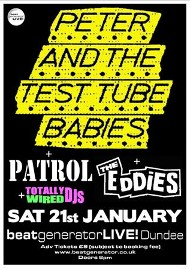 Peter & the Test Tube Babies