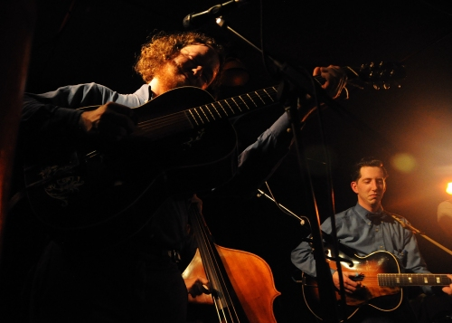 Pokey LaFarge and the South City Three - Blue Lamp, Aberdeen