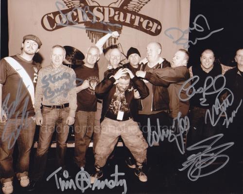 Cock Sparrer & Rancid - San Francisco 2012