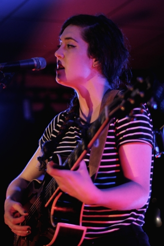 Emily and The Woods - The Lemon Tree, Aberdeen