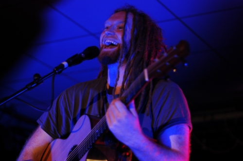 Newton Faulkner - The Lemon Tree, Aberdeen
