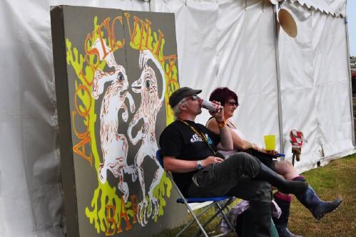 Bar - Wickerman Festival 2012