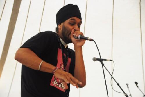 Bigg Taj - Wickerman Festival 2012