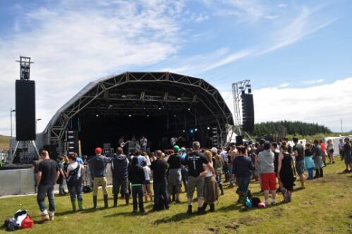 Bwani Junction - Wickerman Festival 2012