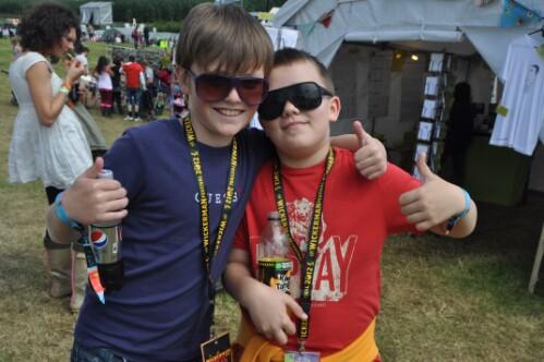 Lads - Wickerman Festival 2012