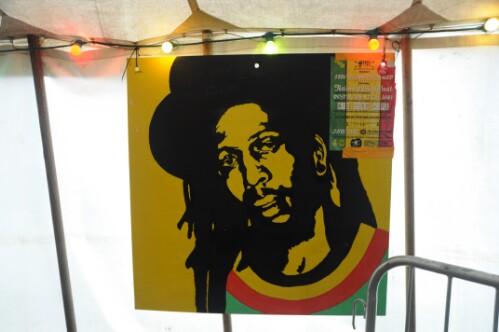 Marley - Wickerman Festival 2012