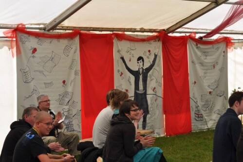 Random - Wickerman Festival 2012