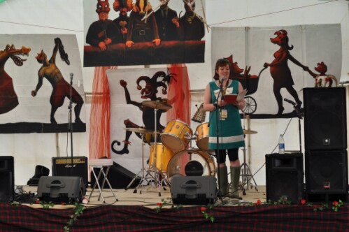 Spoken Word - Wickerman Festival 2012