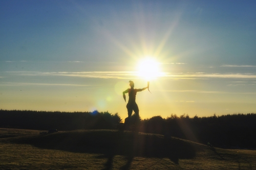 Morning Sun - Wickerman 2012