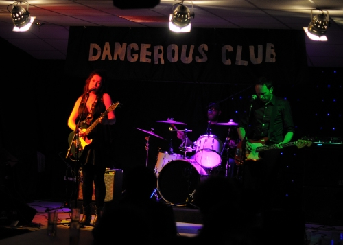 Amy Sawers - Dangerous Club, Peterhead