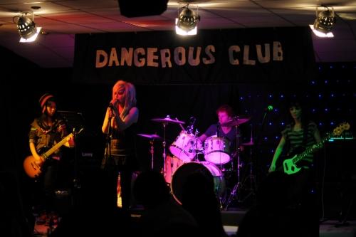 Raw Stereo - Dangerous Club