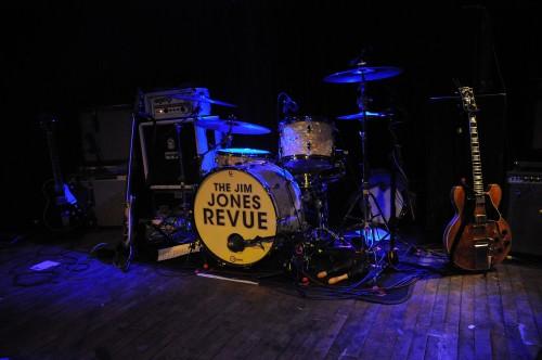 Jim Jones Revue - The Tunnels, Aberdeen