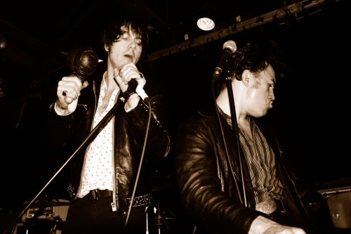 Jim Jones Revue - The Tunnels, Aberdeen