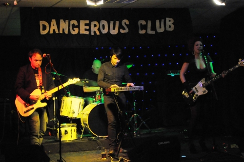 Miss the Occupier - Dangerous Club, Peterhead
