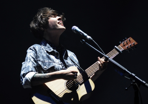 Tegan and Sara - AECC, Aberdeen
