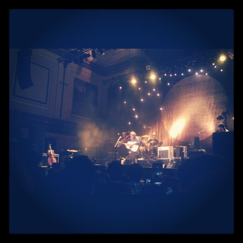 Ben Howard - Music Hall, Aberdeen
